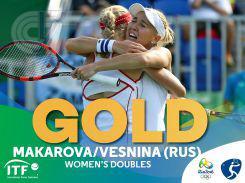 Выпускница нашей кафедры Макарова Екатерина завоевала золото на Олимпиаде в Рио в парном разряде!