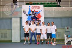Поздравляем студентов нашей кафедры с победой на Чемпионате МР0 ООО РССС по теннису!