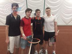 Теннис. Московская Студенческая Лига Тенниса - 29 МССИ